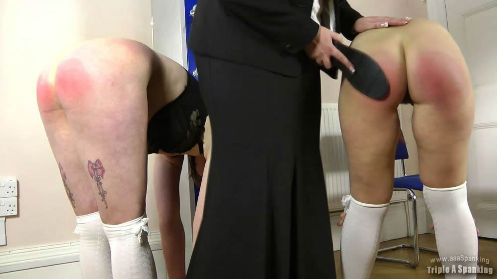 All our Triple A rated spanking ...