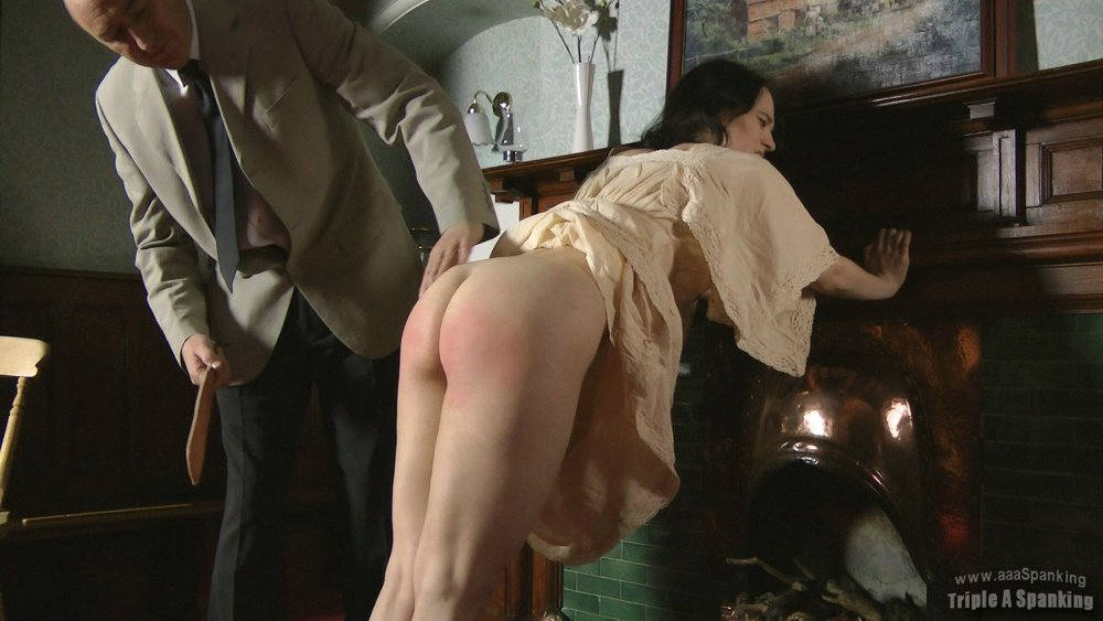Free Maid Spanking Porn Pics