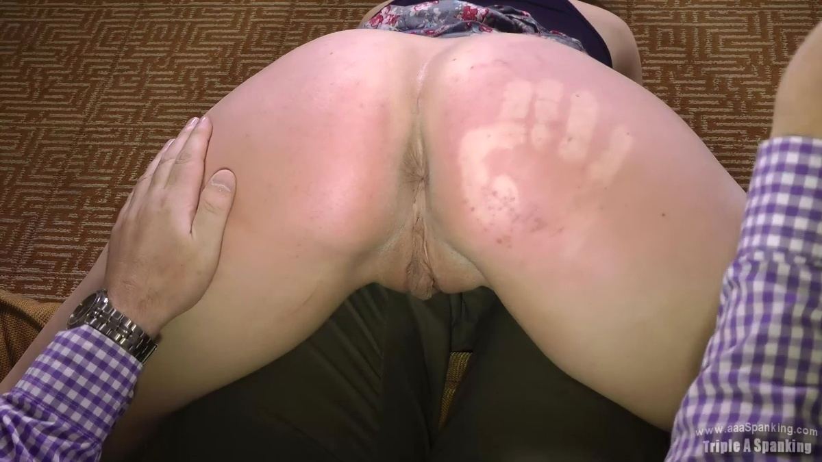 What is it like to get spanked