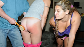 Housekeeping are given a spanking