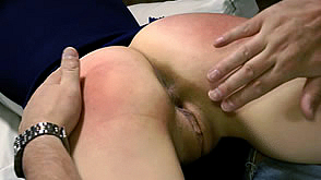 Wheelbarrow Spankings
